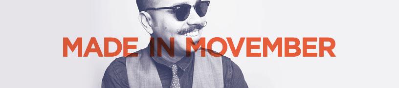 [Off topic] Apúntate a Movember!